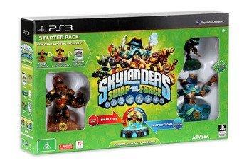 Gra Skylanders Swap Force PS3