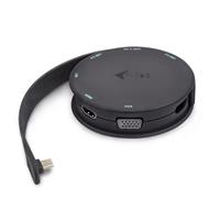 Stacja dokująca i-tec USB-C 4K HDMI VGA TB3 PD 85W