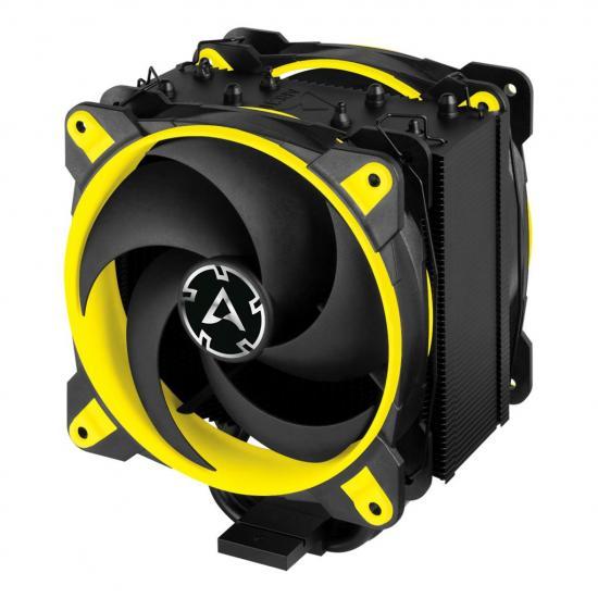 Arctic Freezer 34 eSports DUO - Yellow, CPU cooler, s.1151,1150,1155,1156,AM4