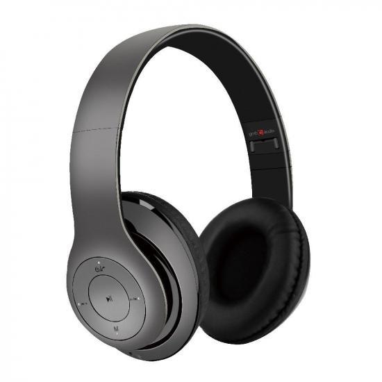 Gembird słuchawki ''Milano'' Bluetooth, stereo, mikrofon, kolor szary