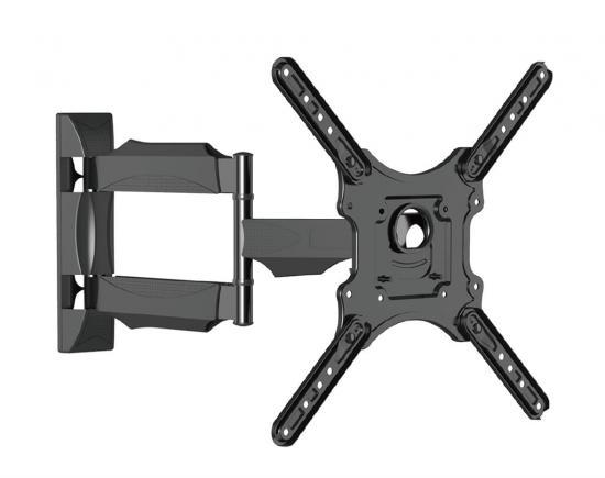 Gembird uchwyt regulowany LCD 32''-55'', VESA max 400 x 400mm, do 30kg, czarny
