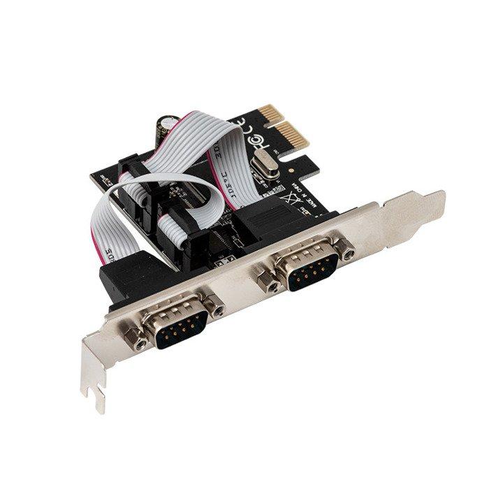Karta wewnętrzna i-tec PCE2S PCI Express 2x RS232