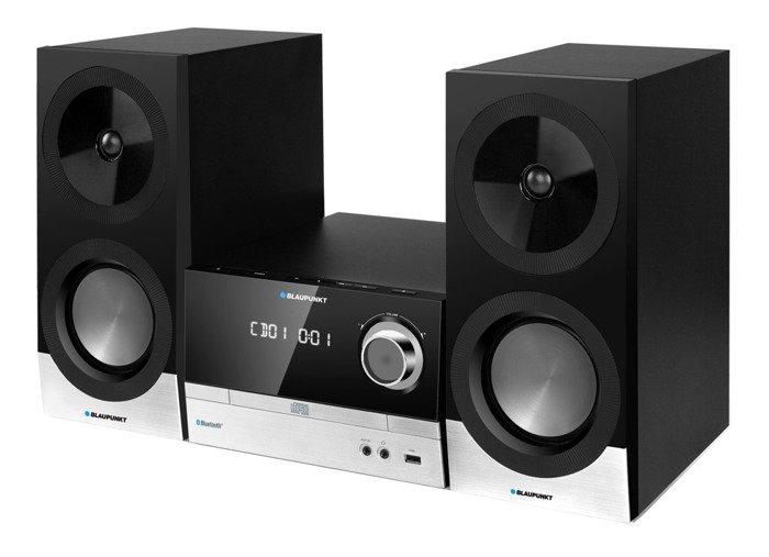 Mikrowieża Blaupunkt MS40BT BT CD MP3 USB AUX 100W