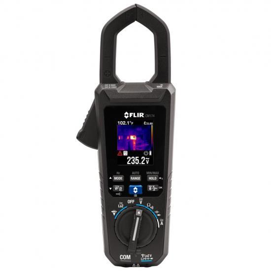 Multimetr termowizyjny cęgowy FLIR CM174 600A IGM