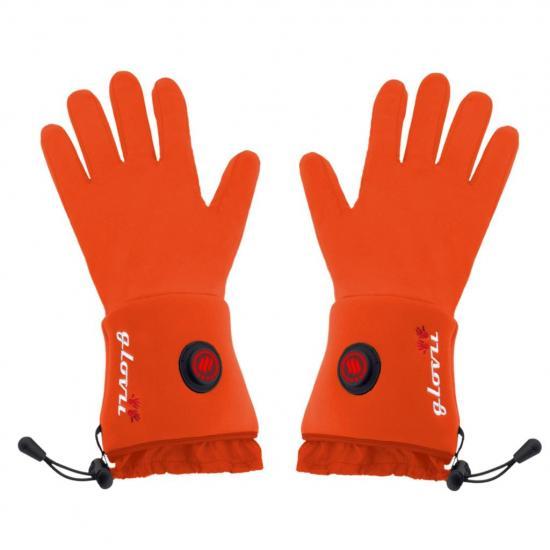 Ogrzewane rękawiczki dla kobiet duże Glovii L-XL