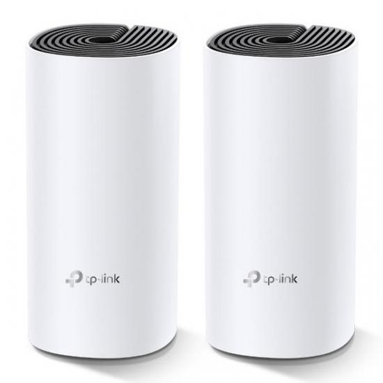 TP-Link Deco M4 AC1200 whole home Mesh WiFi system, MU-MIMO, 2-pack