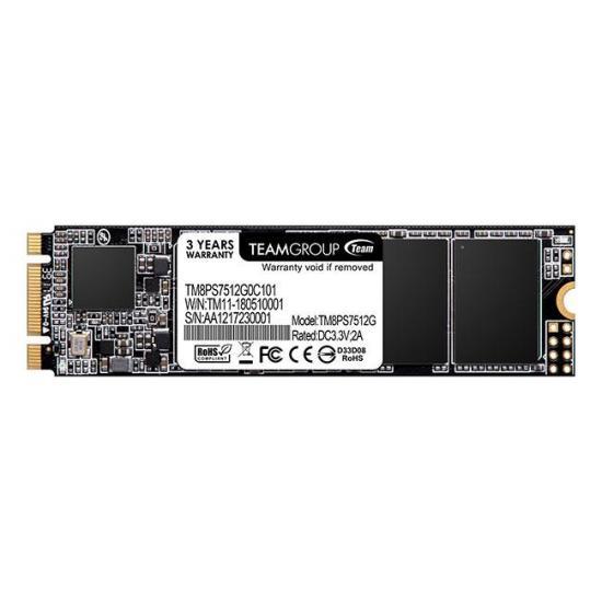 Team Group Dysk SSD MS30 512GB M.2 SATA, 550/480 MB/s