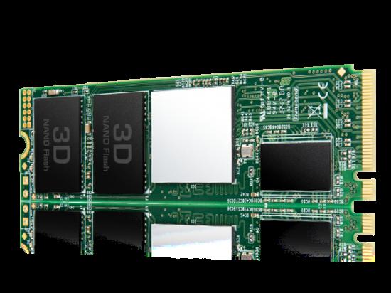 Transcend SSD 220S 1TB 3D NAND Flash PCIe Gen3 x4 M.2 2280, R/W 3400/1900 MB/s